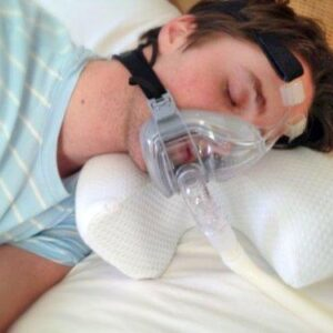CPAP pillow for Sleep Apnoea