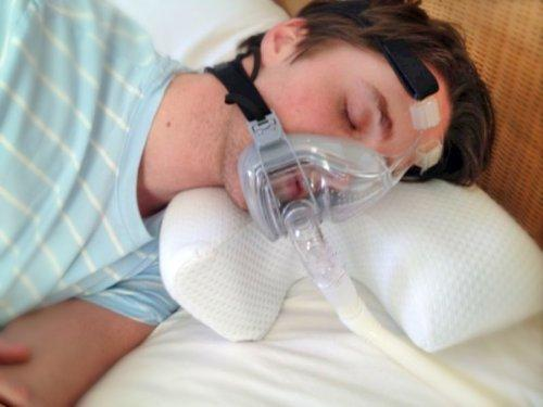 Obstructive Sleep Apnoea – CPAP Pillows