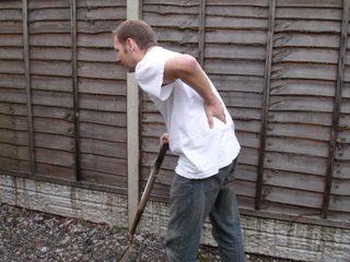 Avoid Back Pain Gardening