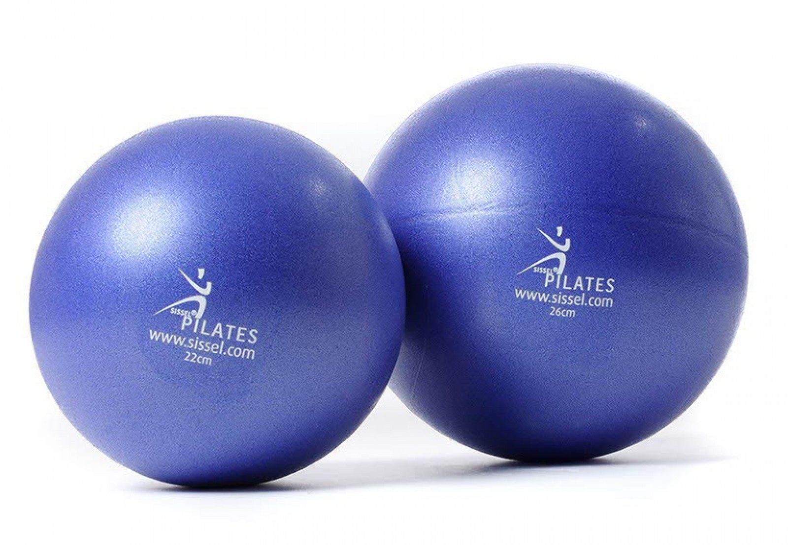 Small Squishy Exercise Ball : Pilates Mini Exercise Ball - Sittingwell