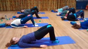Choosing the right pilates class