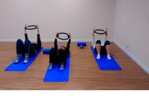 Pilates to help back pain