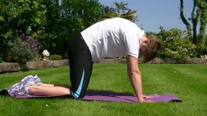 Ease back pain improve mobility